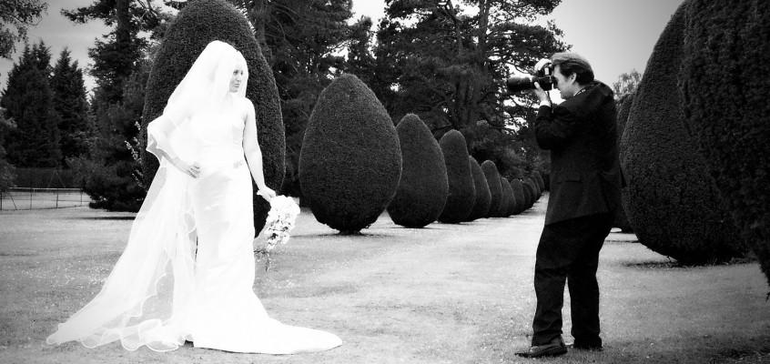 Шесть причин в пользу свадебного фотографа-профессионала
