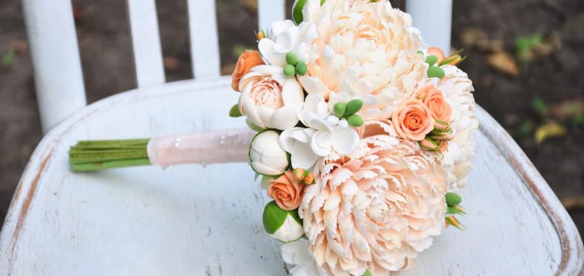 Пионовая свадьба – модный тренд весны