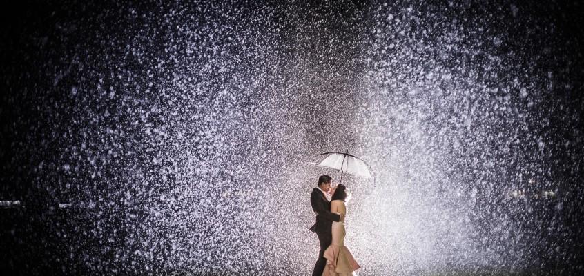 Секреты удачной свадебной прогулки