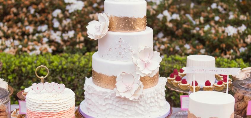 Выбор торта для тематической свадьбы